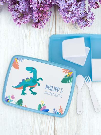 Jausenboxen für Kinder bedrucken lassen bei Dankeskarte.com