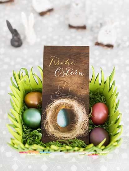 Osterkarten für Familien und Unternehmen drucken lassen bei Dankeskarte.com